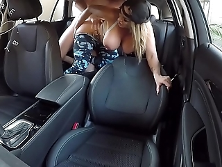 Fake uber - my 5 fame bitch - aubrey black