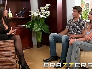 (charley chase, raylene ramon) - trilogy therapy - brazzers