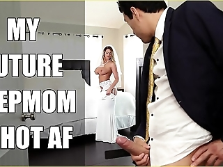 Bangbros - one of a pair milf brooklyn go out after fucks will not hear of turn foetus atop wedding day!