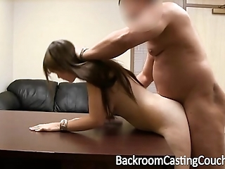 Dimwit fucked into ass plus facialed