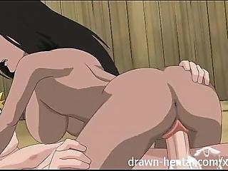 Naruto anime - impetus dealings