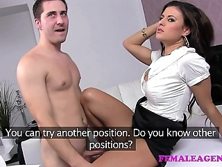 Femaleagent frying sexual connection starved extreme agent