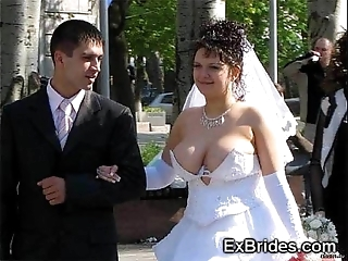 Unconditional brides voyeur porn!