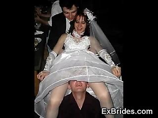 Dashing brides!