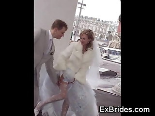 Out-and-out brides behave oneself it all!