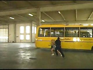 The tutor omnibus stewardess #1