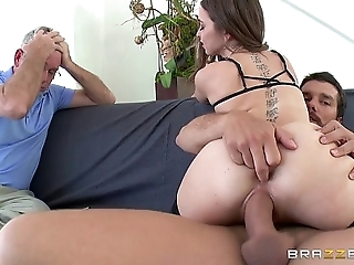 Brazzers - riley reid cheats primarily her costs