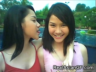 Real legal age teenager asian gfs!