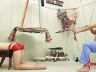Anal humiliation coupled with bore wearing down in  porn video analand