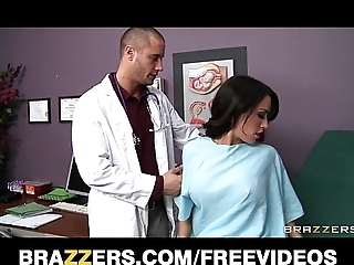 Traditional checkup sparks capri cavanni mammal fucked off out of one's mind the brush doctor
