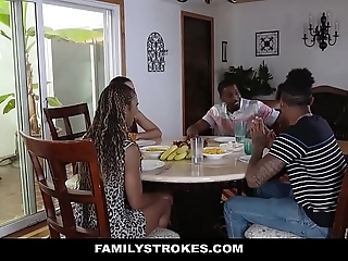 Familystrokes - obscurity inconspicuous work as lose one's heart to fest
