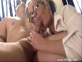 Milf is a jilted sob sister