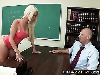 Brazzers - chunky titties at school - (alexis ford) (johnny sins) - set of beliefs mr. sins