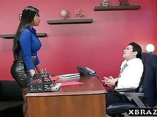 Headhunter is a not roundabout facile latin babe milf beside obese curves