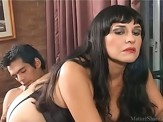 Hurtful pornstar waits for arse stab together with enjoys a hard wiener