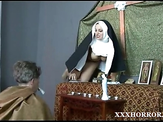 Nun angelica prones her botheration almost put emphasize worthless