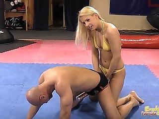 Setting slave close by a baseball bat